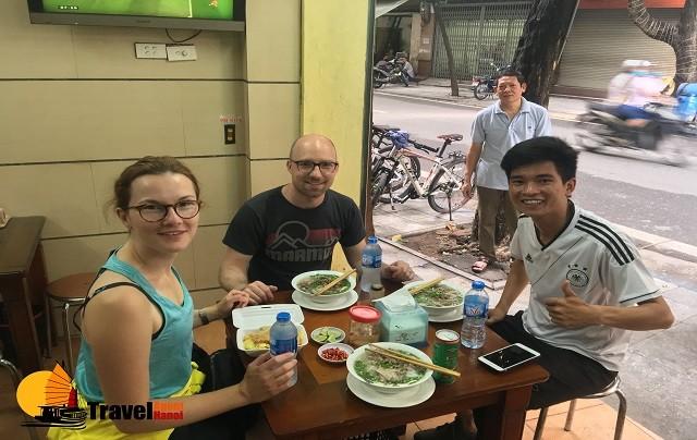 Hanoi bucket list