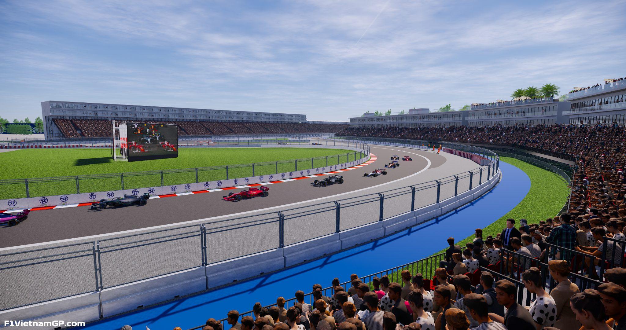 F1 in Hanoi