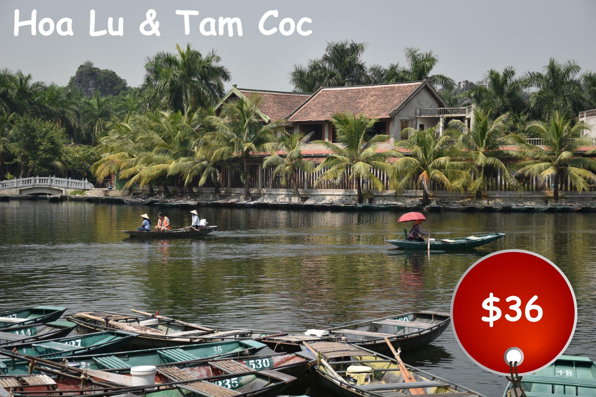 Tam Coc Day Tour